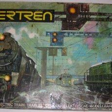 Trenes Escala: ANTIGUA Y PRECIOSA CAJA IBERTREN ESCALA 3N 151 - TREN ELECTRICO - COMPLETA SALVO POR EL TRANSFORMADO. Lote 27115083