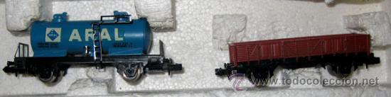 Trenes Escala: ANTIGUA Y PRECIOSA CAJA IBERTREN ESCALA 3N 151 - TREN ELECTRICO - COMPLETA SALVO POR EL TRANSFORMADO - Foto 11 - 27115083