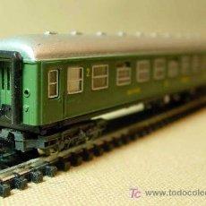 Trenes Escala: VAGON PASAJEROS, COCHE CAMA, RENFE, IBERTREN, BARCELONA - MADRID, ESCALA N. Lote 16366194