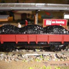 Trenes Escala: VAGÓN BORDE MEDIO DE IBERTREN. Lote 27486261