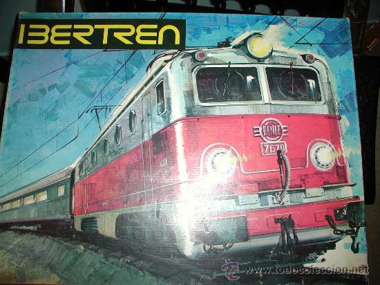 Trenes Escala: Lote IBERTREN 141 COMPLETO. ADEMÁS INCLUYE 2 LOCOMOTORAS Y ACCESORIOS - Foto 2 - 24494919