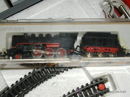 Trenes Escala: Lote IBERTREN 141 COMPLETO. ADEMÁS INCLUYE 2 LOCOMOTORAS Y ACCESORIOS - Foto 6 - 24494919