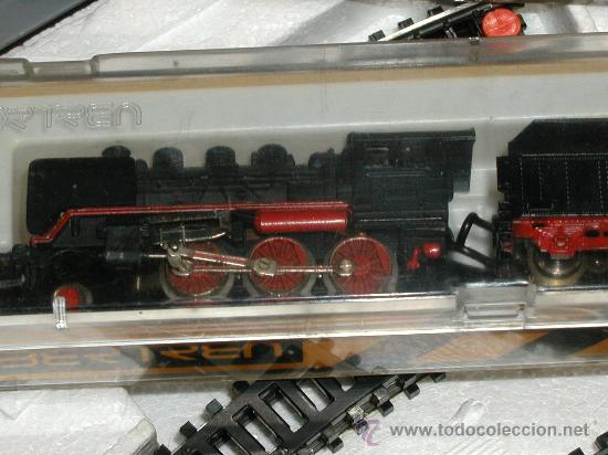 Trenes Escala: Lote IBERTREN 141 COMPLETO. ADEMÁS INCLUYE 2 LOCOMOTORAS Y ACCESORIOS - Foto 7 - 24494919