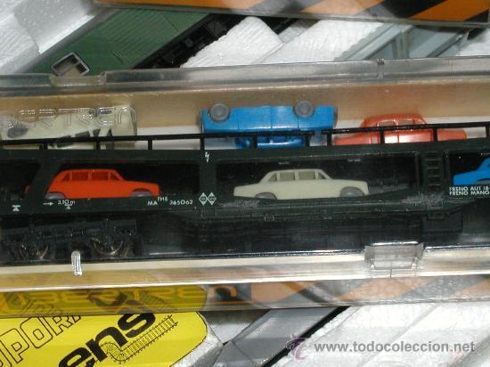Trenes Escala: Lote IBERTREN 141 COMPLETO. ADEMÁS INCLUYE 2 LOCOMOTORAS Y ACCESORIOS - Foto 9 - 24494919