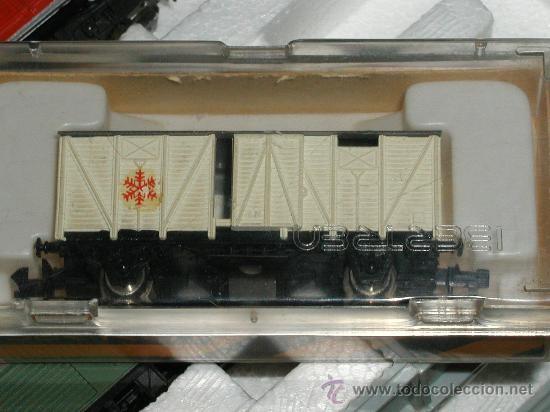 Trenes Escala: Lote IBERTREN 141 COMPLETO. ADEMÁS INCLUYE 2 LOCOMOTORAS Y ACCESORIOS - Foto 10 - 24494919