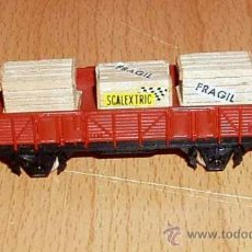 Trenes Escala: IBERTREN - N - VAGÓN CARGA. Lote 28005795