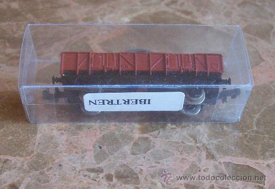 VAGON IBERTREN ESCALA N (Juguetes - Trenes a escala N - Ibertren N)