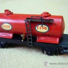 Trenes Escala: BAGON, IBERTREN, TRENES, VAGON CISTERNA. Lote 29387530