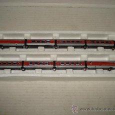 Trenes Escala: ANTIGUA COMPOSICIÓN TALGO EN ESCALA **N** DE IBERTREN .. Lote 34147750