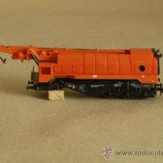 Trenes Escala: GRUA IBERTREN. ESCALA N.. Lote 35585742