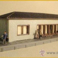 Trenes Escala: ESTACIÓN DE 1 PISO DE IBERTREN. Lote 37888291