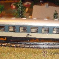 Trenes Escala: VAGÓN DE 2ª CLASE DE LA DB. Lote 37323246