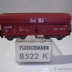 Trenes Escala: FLEISCHMANN 8522 K - VAGON TOLVA ERZ IIID-ESC N. Lote 39563880