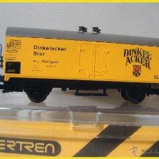 Trenes Escala: VAGÓN DE IBERTREN DINKELACKER. EN CAJA. Lote 51981154
