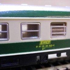 Trenes Escala: VAGON DE PASAJEROS, SNCF FRANCIA, ESCALA N, FABRICADO POR IBERTREN. Lote 43559088