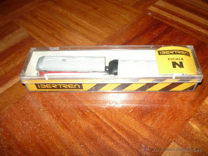 Trenes Escala: Ibertren VAGON PASAJEROS en caja escala N original MUY Buen estado DIRECTA TIENDA UN 10 MUY RARO - Foto 2 - 45747880