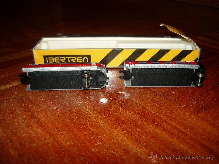 Trenes Escala: Ibertren VAGON PASAJEROS en caja escala N original MUY Buen estado DIRECTA TIENDA UN 10 MUY RARO - Foto 5 - 45747880