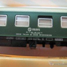 Trenes Escala: COCHE TALLER DE GRAN INTERVENCIÓN AFECTO A GRÚA ESCALA *N* REF. 233 DE IBERTREN. Lote 48854031