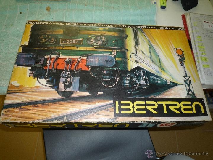 CAJA IBERTREN (Juguetes - Trenes a escala N - Ibertren N)