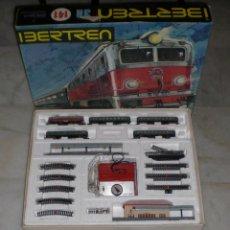 Trenes Escala: IBERTREN - ESCALA 3N - MODELO 141 (INCLUYE DOCUMENTACIÓN E INSTRUCCIONES). Lote 49748243