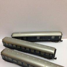 Trenes Escala: LOTE 3 VAGONES 1ª ,2ª Y CORREOS DE IBERTREN . Lote 51239042