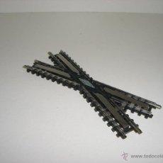 Trenes Escala: IBERTREN 3N CRUCES 2 PIEZAS (CON LA COMPRA DE 5 LOTES O MAS ENVÍO GRATIS). Lote 52733056