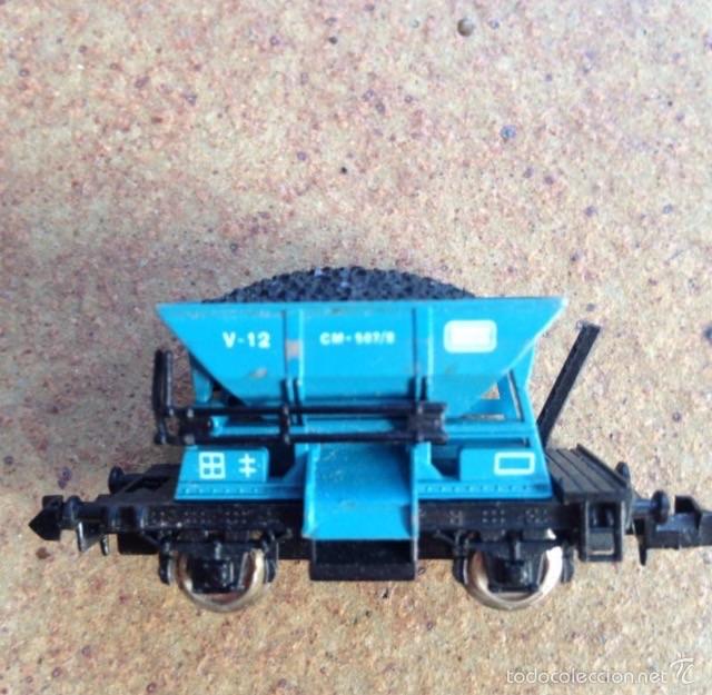 IBERTREN VAGÓN V-12 CM-507/8 (Juguetes - Trenes a escala N - Ibertren N)