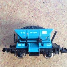 Trenes Escala: IBERTREN VAGÓN V-12 CM-507/8. Lote 54114288