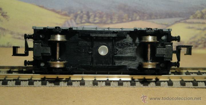 Trenes Escala: Vagón borde medio con tubos. De Ibertren - Foto 4 - 55063098