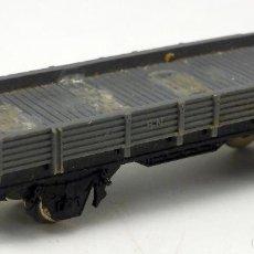 Comboios Escala: VAGÓN BORDE BAJO PLATAFORMA GRIS IBERTREN N. Lote 56121046