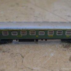 Trenes Escala: VAGON PASAJEROS IBERTREN. AÑOS 70/80. Lote 57687539