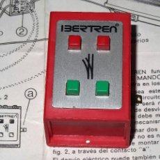 Trenes Escala: IBERTREN DESVIADOR ELECTRICO A DISTANCIA CON INSTRUCCIONES ESCALA N. Lote 59161820