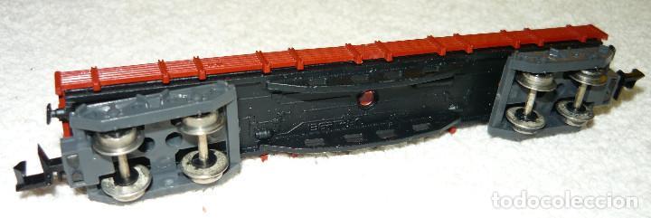 Trenes Escala: VAGON CARGA TUBOS IBERTREN 4 EJES ESCALA N - Foto 3 - 66999690
