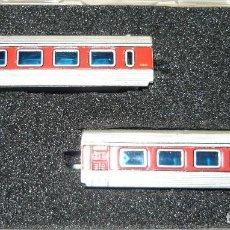 Trenes Escala: COCHES TALGO RD RENFE 2ª CLASE IBERTREN ESCALA N. Lote 67434725