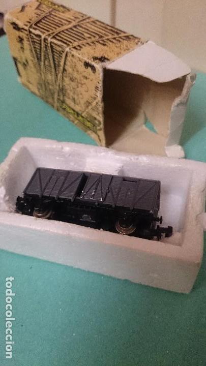 Trenes Escala: VAGÓN IBERTREN ESCALA N EN CAJA - Foto 2 - 75081231