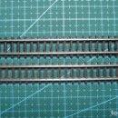 Trenes Escala: DOS RECTAS 120 MM DE IBERTREN - REF. 611 DE 3N. Lote 138376690
