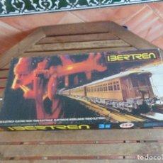 Trenes Escala: CAJA VACIA Y ALGUNAS VIAS DEL MODELO REFERENCIA 144 DE IBERTREN 3N. Lote 81712772