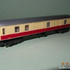 Trenes Escala: ANTIGUO FURGÓN DE LA DB EN ESCALA *N* REF. 212 DE IBERTREN. Lote 86071876