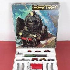 Trenes Escala: IBERTREN 301-TR. METAL. ESC N. ESPAÑA. CIRCA 1970. ( VER DESCRIPCION). Lote 87502688