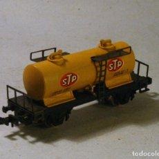 Trenes Escala: IBERTREN ESCALA N. VAGÓN CISTERNA 2 EJES STP . Lote 89708764