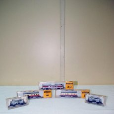 Trenes Escala: LOTE 3 DE TRENES IBERTREN. Lote 91728455