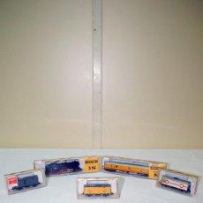 Trenes Escala: LOTE 4 DE TRENES IBERTREN. Lote 91728680