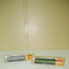 Trenes Escala: LOTE 5 DE TRENES IBERTREN. Lote 91728895
