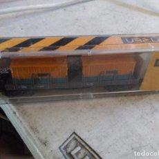 Trenes Escala: IBERTREN N DOBLE CONTAINER IBERTREN 440. Lote 94371806