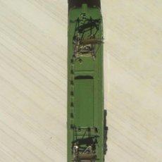 Trenes Escala: MINIATURA LOCOMOTORA IBERTREN ALSHTOM RENFE 7671 ESCALA N 3N. Lote 95840159
