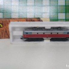 Trenes Escala: ANTIGUO TREN DE IBERTREN ESCALA N LOCOMOTORA 3N. Lote 97619671