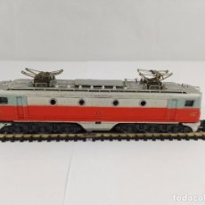 Trenes Escala: LOCOMOTORA ELECTRICA ALSHTOM 7671 RENFE ESCALA N. Lote 97791611