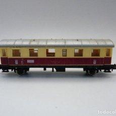 Trenes Escala: VAGON PASAJEROS ESCALA N IBERTREN. Lote 98492335