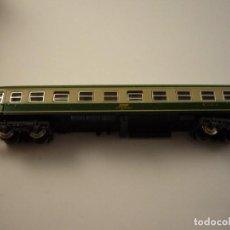 Trenes Escala: ANTIGUO VAGON ESCALA N IBERTREN COCHE FURGON. Lote 99081191