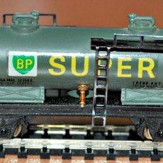 Trenes Escala: VAGÓN CISTERNA 2 EJES BP SUPER DE IBERTREN, REF. 357, ESCALA N.. Lote 99953347